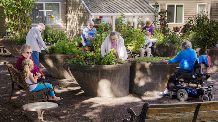 Assisted Living offers seniors more independence than skilled nursing facilities