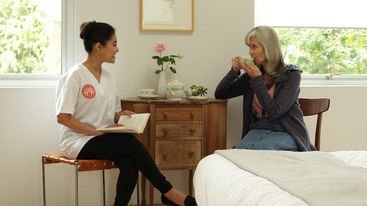 Home care for seniors offers more freedom and independence than both skilled nursing facilities and assisted living