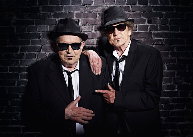 blues brothers elderly men halloween costumes