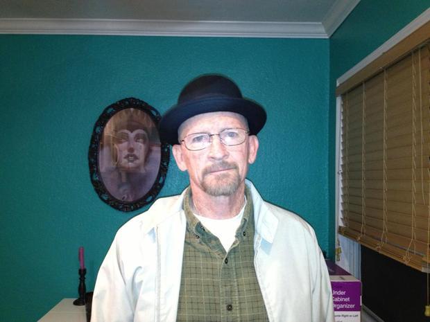 Breaking Bad Elderly Man Halloween Costume