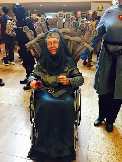 game of thrones elderly woman halloween costume