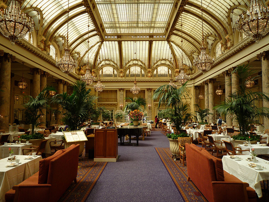 The Palace Hotel San Francisco Senior Discount